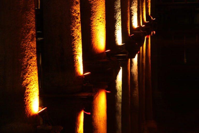 Istanbul's Golden Glow