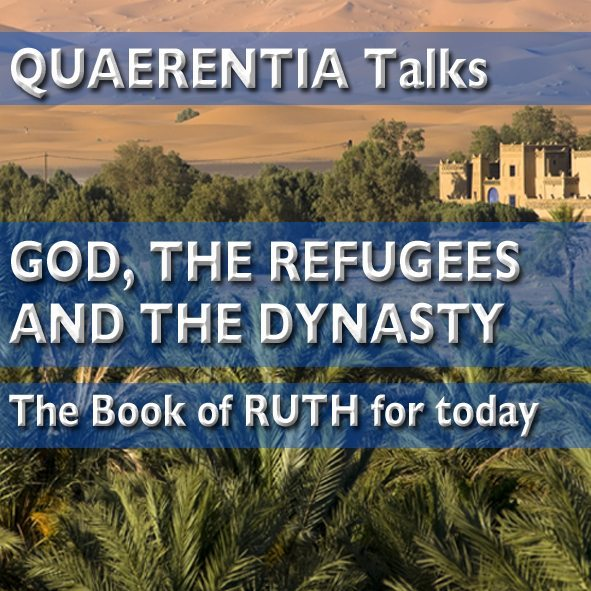 God, The Refugees and The Dynasty: An overview of Ruth