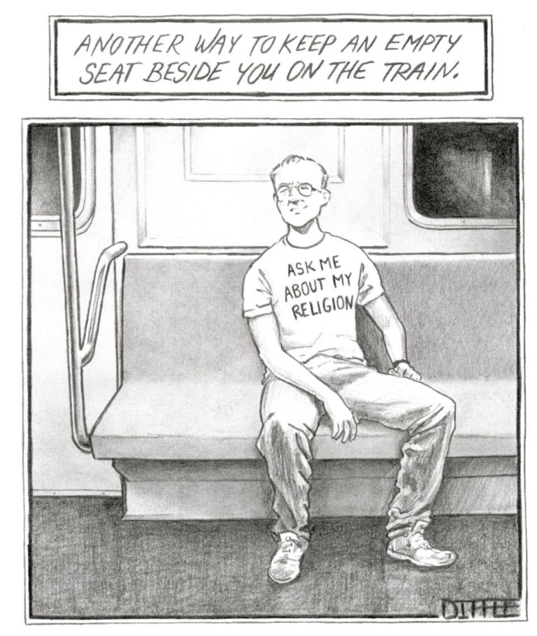 Friday Fun 15: Some New Yorker gems