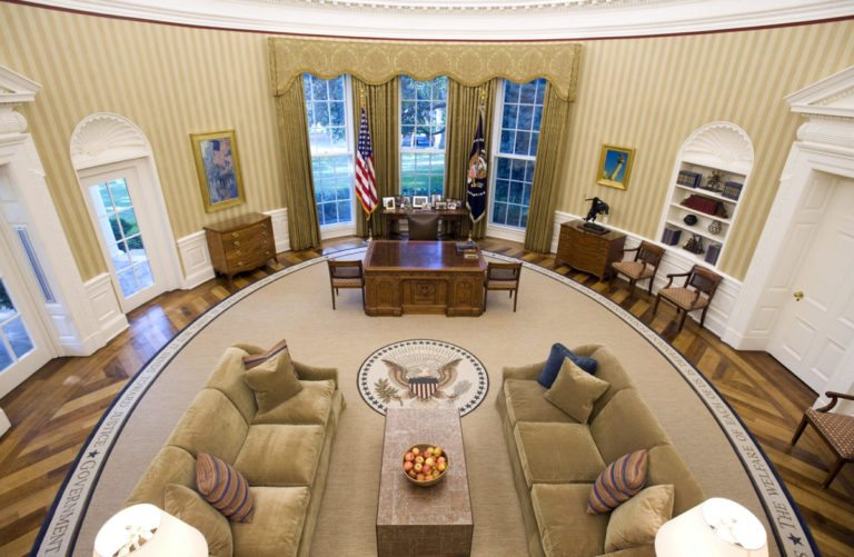 When the powerful need a friend: Inside The US Presidents' Club