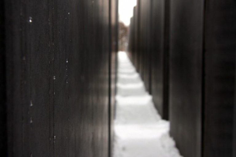 As If These Walls Had Tears: Reflections on Berlin's Holocaust memorial