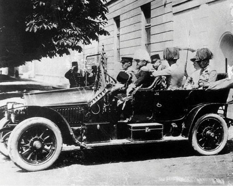 The Uncertainties of Contingency: What if Franz Ferdinand didn't die in 1914?