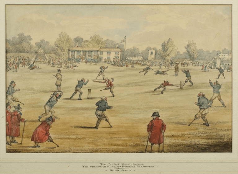 Friday Fun 48: Monopods vs Monobracchs Cricket
