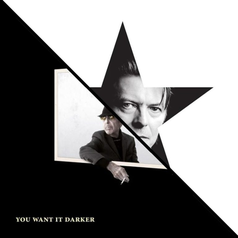 Blackstar & Fallen Star (1): Bowie and Cohen bow out
