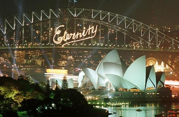 The Legacy of Sydney's Mr Eternity