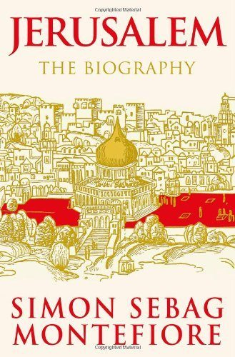 Jerusalem – the city with its very own book.
