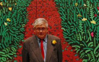 Forget Avatar: David Hockney's 'bigger' vision is the one to relish