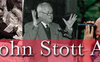 A new John Stott Resource Page