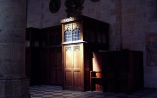 Bonhoeffer's Blessings of Mutual Confession