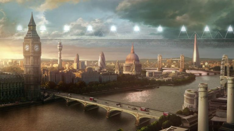 The Stunning BBC Olympic film 'STADIUM UK'