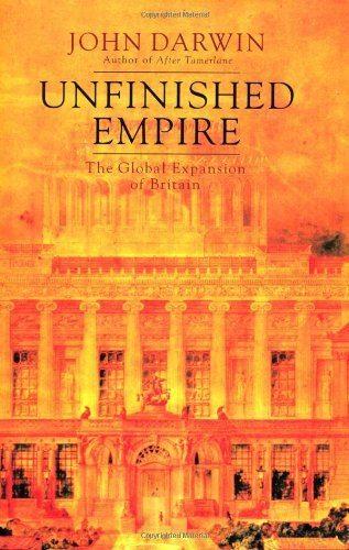 John Darwin - Unfinished Empire