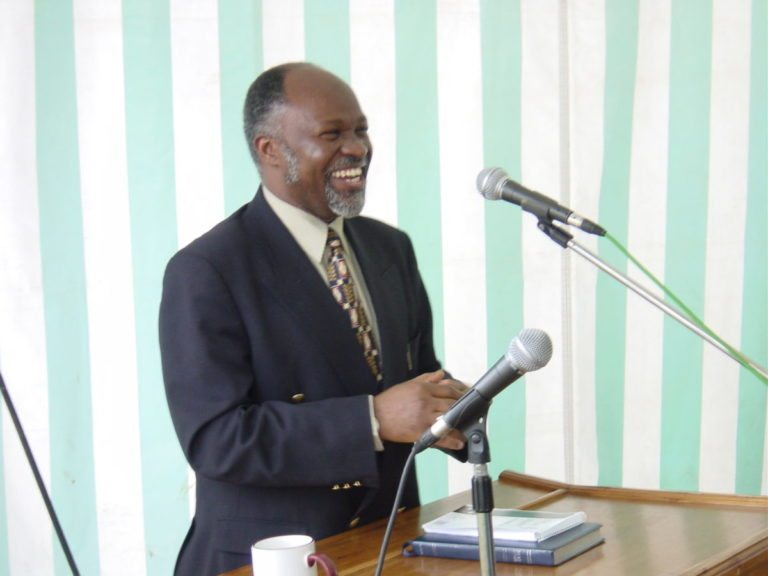 Bishop Zac, the Black Monday campaign in Uganda and putting yourself in harm's way