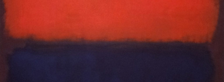 Q Combinations 9: Mark Rothko and Emily Dickinson cling to hope