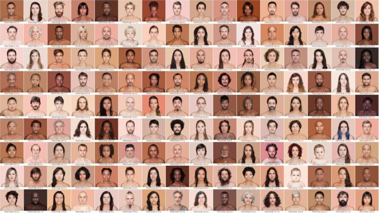 Q Combinations 19: Angélica Dass's HUMANAE & Luci Shaw's DESCENT