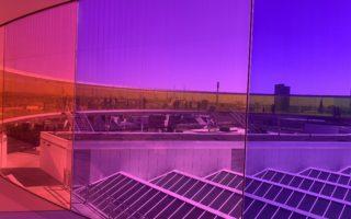 Tripping out in Aarhus: Olafur Eliasson's astonishing RAINBOW PANORAMA