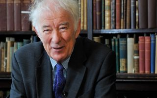 Echoes from Eternity: 22. Seamus Heaney out and about