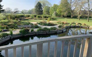 Echoes from Eternity 19. William Blake in Nicholas Winton's Memorial Garden