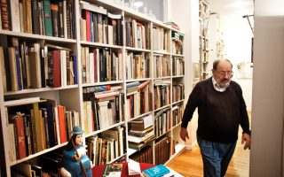 Echoes from Eternity: 29. Umberto Eco goes travelling