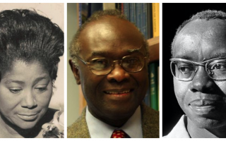 Hearing the Unheard: 2. Five Black Theologians to listen to