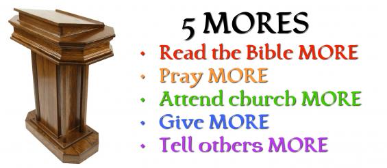 5 Mores